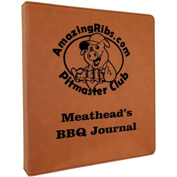 Pitmaster BBQ Binder
